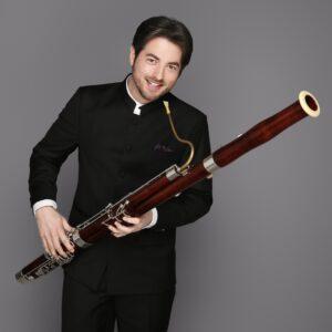 Aaron Pergram, bassoon